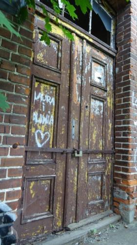 Drzwi do Ostródy